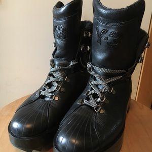 RARE Y3 Yohji Yamamoto super hike snow boots!